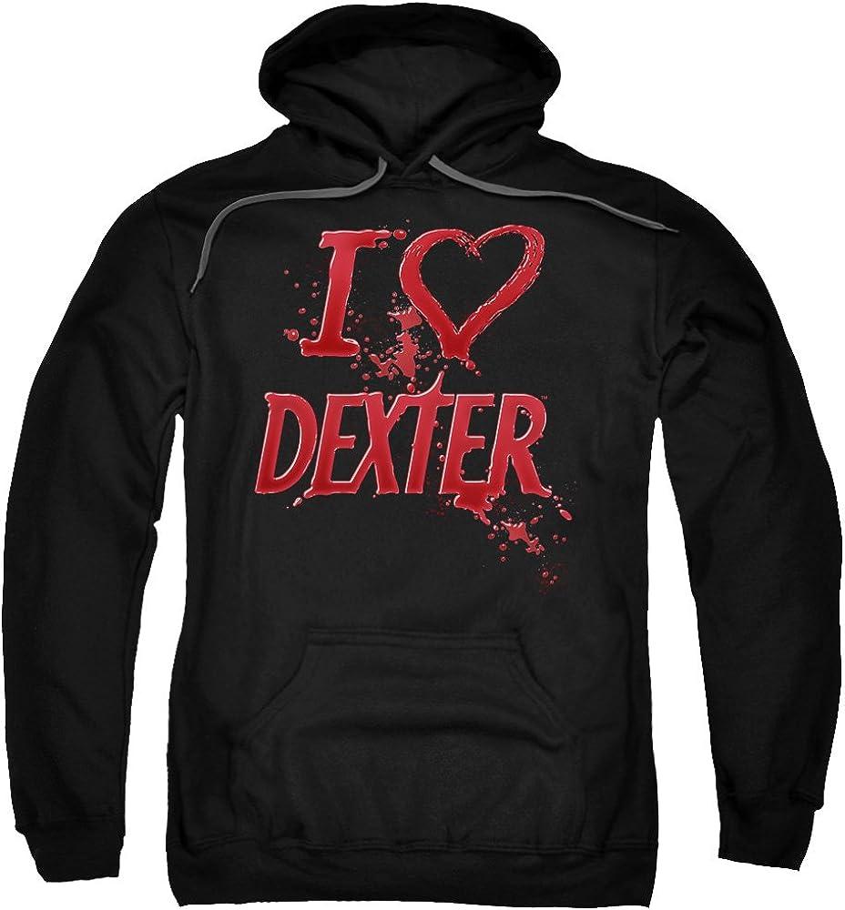 Dexter I ブランド買うならブランドオフ Heart Unisex Adult 信託 for Hoodie and Pull-Over Men
