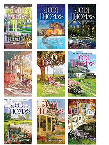 Harmony Series - Complete 9 Book Set