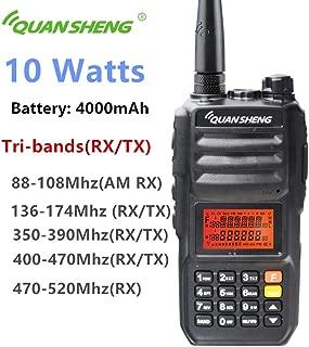 Best walkie talkie 10km Reviews