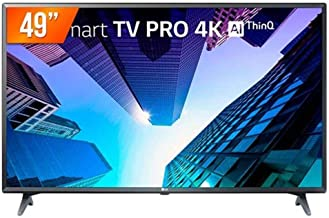 "Smart TV LED 49"" LG ThinQ AI Ultra HD 4K 49UM731C 3"