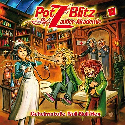 Potz Blitz 07-Geheimstufe Null-Null-Hex