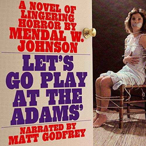 Couverture de Let's Go Play at the Adams'