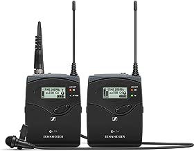 EW 112P G4 Evolution Camera Mount Lavalier Wireless System - A