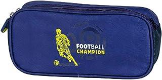 avec trousse /à crayons et stylo Trousse scolaire officielle Real Madrid La Liga