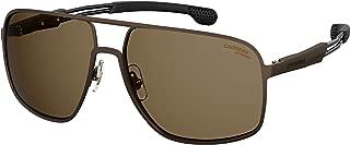 Carrera CARRERA 4012/S BROWN/GOLD 63/15/130 men Sunglasses