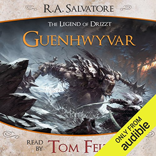 Guenhwyvar audiobook cover art