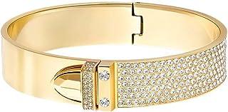 Swarovski Women Metal and Crystals Bangle - 5202247