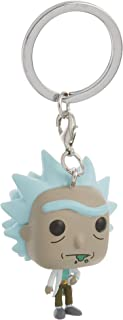 Funko Pop Keychain: Rick and Morty - Rick Toy Figure