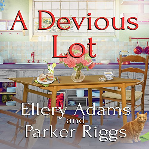A Devious Lot audiobook cover art