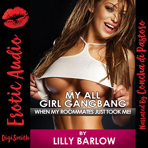 My All Girl Gangbang audiobook cover art