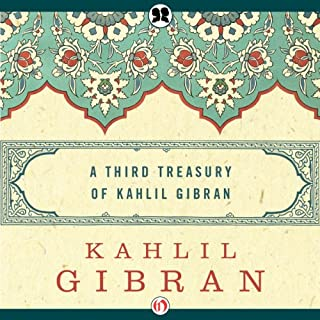 Third Treasury of Kahlil Gibran audiobook cover art