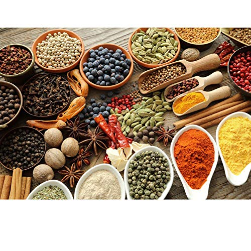 MQH Wholefoods 100g Whole Ground Herbs & Spices Nuts & Seeds Dried Fruits Premium Quality! 100+ Varieties! All Orders are Sent Via 1st Class Post! (100g Black/Brown Mustard Seeds)