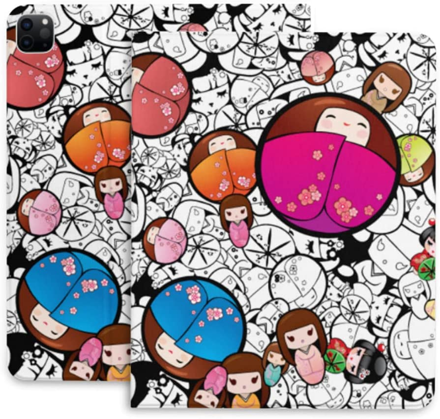 Case for Ipad Pro 12.9 Cover Large discharge sale Fort Worth Mall Dolls Japanese Protective