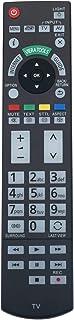 ALLIMITY N2QAYB000715 Afstandsbediening Vervangen voor Panasonic Viera TV TX-L42ET50E TX-L42ETW50 TX-L55DT50Y TX-L55WT50B ...