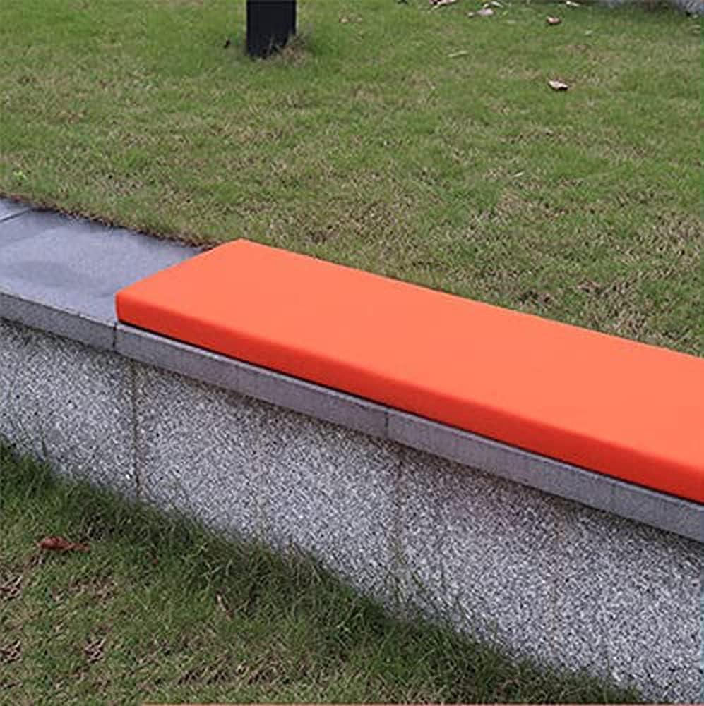 Outdoor Indoor Bench Settee Max 61% Some reservation OFF Cushion Garden Waterproof Wicker Lov