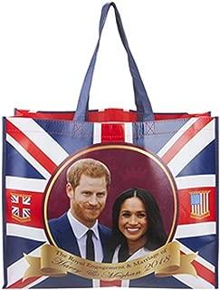 Toyland The Royal Wedding Commemorative Harry & Meghan Reusable Laminated Shopping Bag