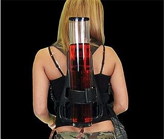 Katoot@ 1Piece 210oz Dual Tank Backpack Drinks Dispenser Double Bottle Beverage Pourer Beer Pump Machine Party Device