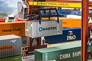 FA 180820 - 20 container Maersk, Accessories for Model Railway, Model Making