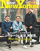 Safari New Yorker Vol.5 (HINODE MOOK 35)