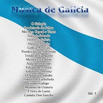 Música de Galicia Vol. 1