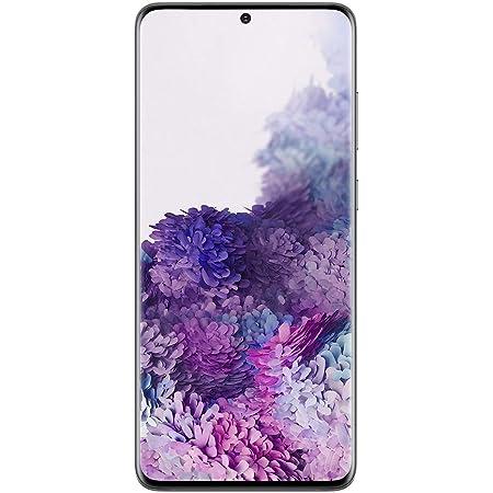 Samsung Galaxy S20 5g Smartphone 6 7 Dynamic Amoled 12gb Ram 128gb Rom Cosmic Grau Spanische Version Elektronik