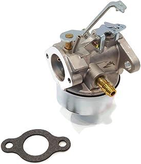 Carburetor for Tecumseh 632230 Fit Horse Tillers 5hp 6hp H50 H60 Hh60 Engines Troy Bilt Horse Tillers Carburetor