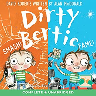 Dirty Bertie: Smash! and Fame! cover art