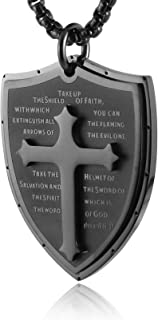 Best protection cross necklace Reviews