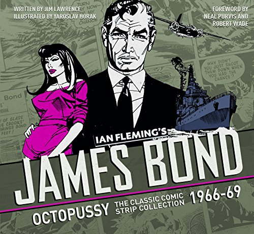 The Complete James Bond: Octopussy - The Classic Comic Strip Collection 1966-69