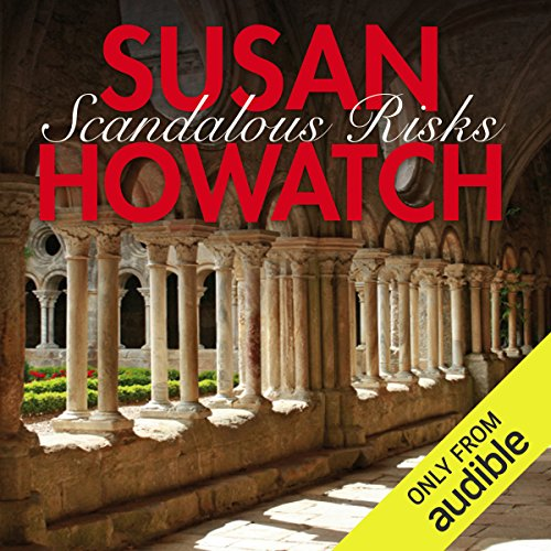 Scandalous Risks audiobook cover art