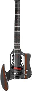 Traveler Guitar 6 String Solid-Body Electric Guitar, Right, Carrera Gray (SPD CG)