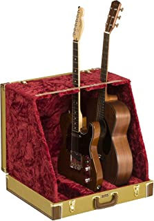 Fender Classic Series Case 3-Guitar Stand - Tweed