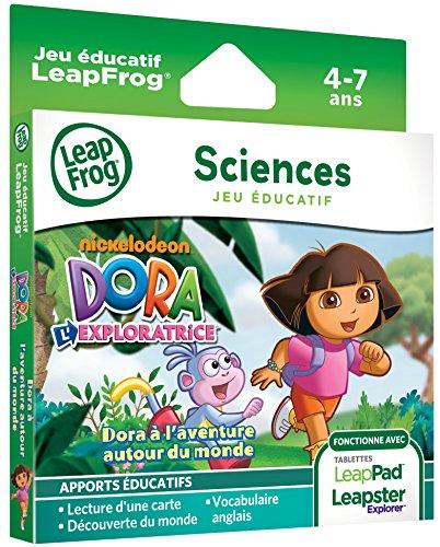 LeapFrog–89018–Lernspiel ELECTRONIQUE–LeapPad/LeapPad 2/Stecksystem Explorer–Spiel–Dora