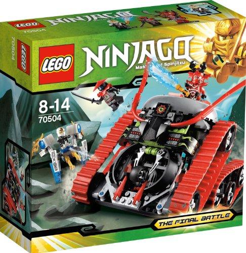 Lego Ninjago - El Garmatrón (70504)