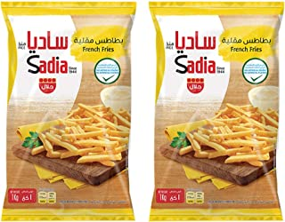 Sadia French Fries 2x1Kg Twin Pack