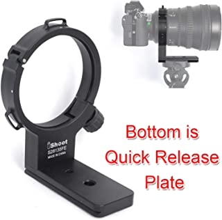 V BESTLIFE Aluminium Alloy Lens Tripod Adapter Ring with Film for Sigma 100-400mm f5-6.3DG OS HSM C Lens