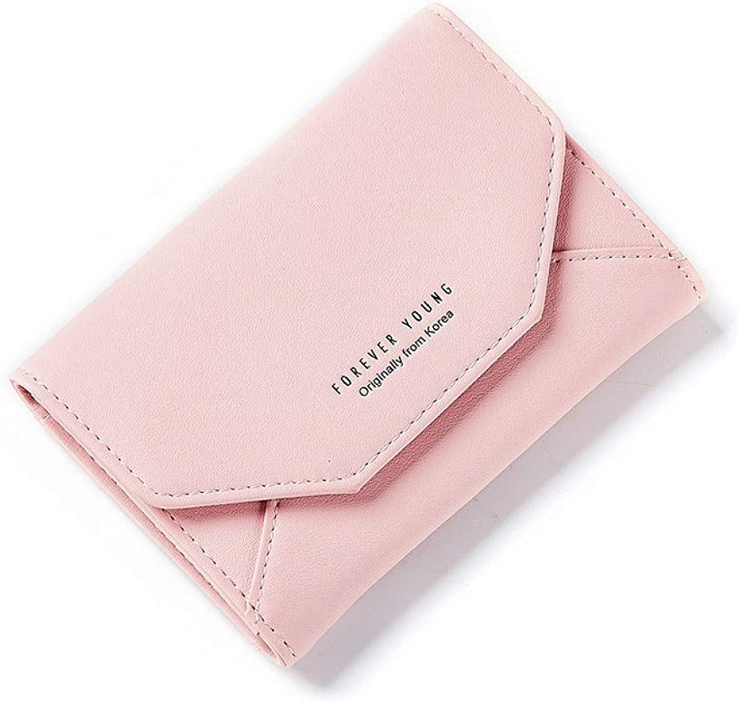 KHGUDS Women Small Wallet Card Holder in Back Coin Purses Female Slim Purse Ladies Wallet Carteira