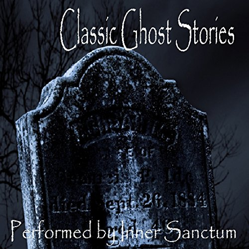 Classic Ghost Stories cover art