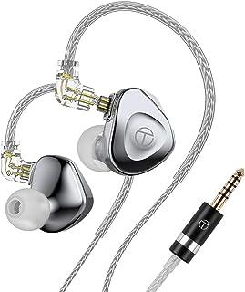 $258 » Sponsored Ad - TRN BA15 30BA Driver Unit in Ear Earphone Balanced Amarture HiFi Music Headset Earbud with QDC Cable Headph...