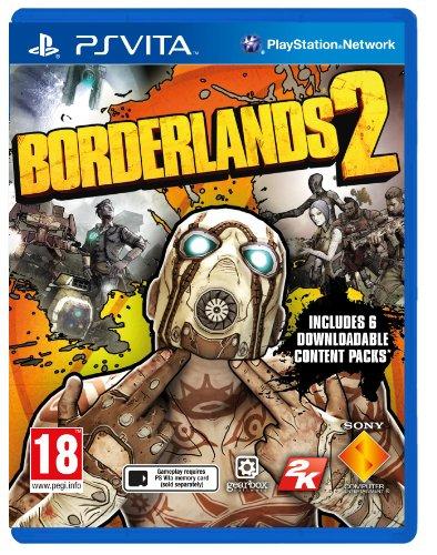 Borderlands 2 (Playstation Vita) [UK IMPORT]