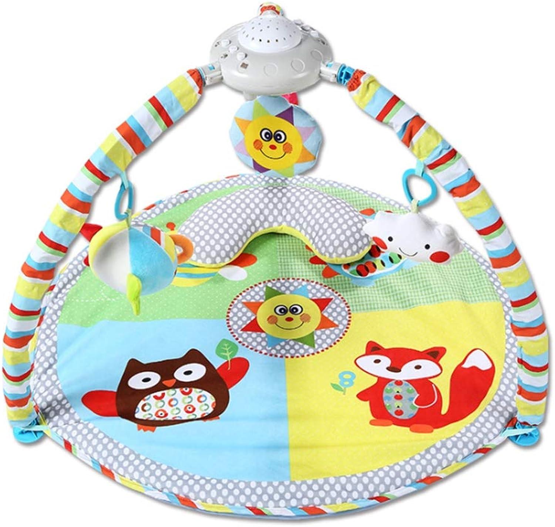 venta de ofertas Baby Jugarmats Sun Animal Projector Projector Projector Baby Music Juego Manta Baby Jugar Mat para Niños  Venta al por mayor barato y de alta calidad.
