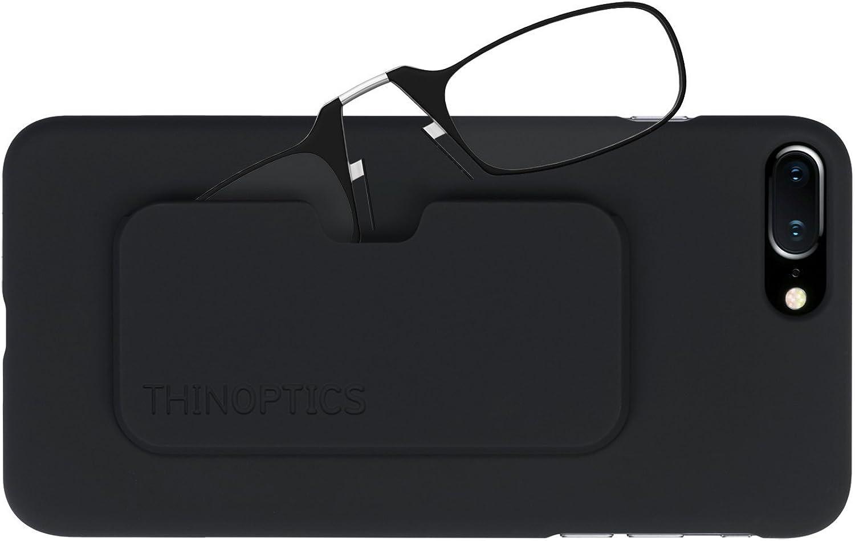 ThinOPTICS Slimline Case Max 65% OFF + Rectangular iPhone Seasonal Wrap Introduction Glasses Reading 7