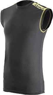 EVS Sports Unisex-Child Tug Top No Sleeve Black Large