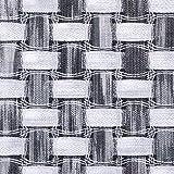 Tela decorativa de rayas grises – Precio válido para 0,5 metros