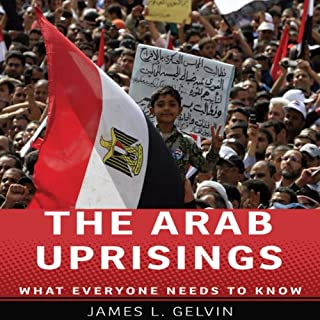The Arab Uprisings cover art