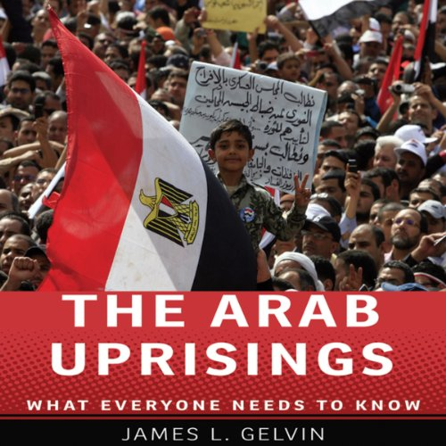 The Arab Uprisings cover art