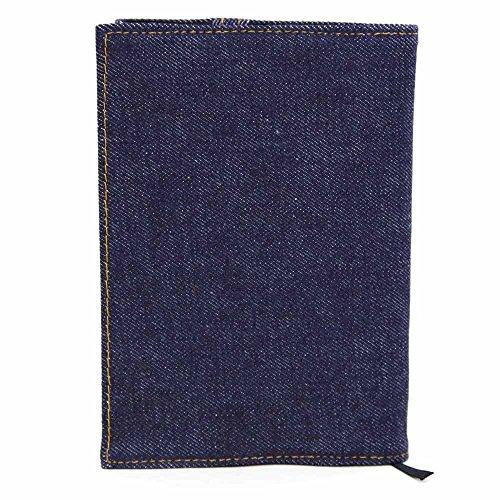 『ユナイテッドビーズ ブックカバー 文庫 岡山デニム UBM-BOOK-100』の1枚目の画像