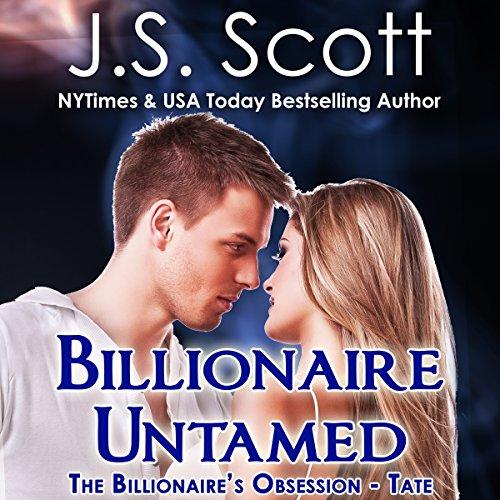 Billionaire Untamed  cover art