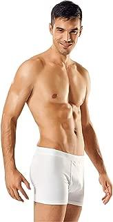 Tutku İç Giyim Pamuklu Likralı Erkek Boxer 4 Lü Paket
