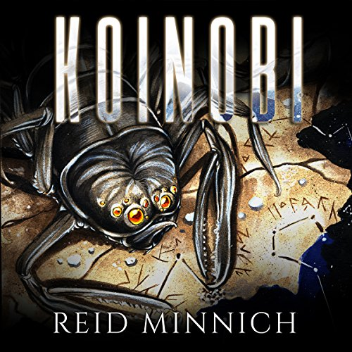 Koinobi audiobook cover art
